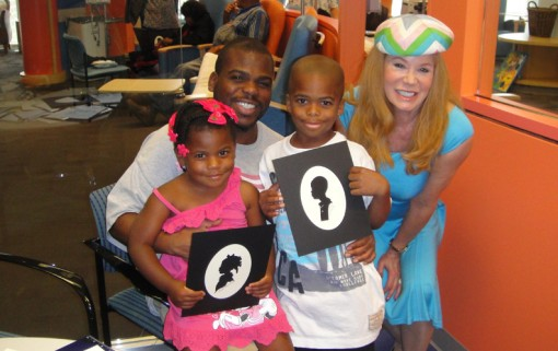Fathers Day at Texas Childrens Hospital for The Arts in Medicine Program (8)